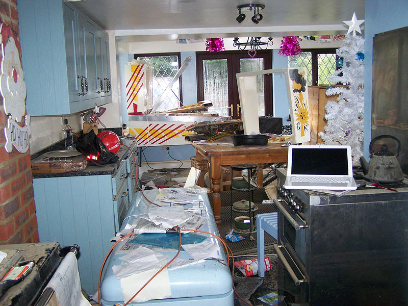Insurance Claim - Flood Damage To Two Buildings